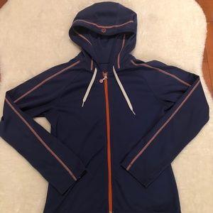 💜 Vintage Purple Lulu Lemon Zip Up Hoodie jacket